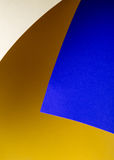 Color paper background Royalty Free Stock Photography