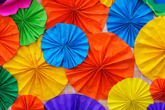 Color paper background Royalty Free Stock Photo
