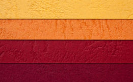 Color paper texture Royalty Free Stock Photos