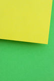 Color papers Royalty Free Stock Image
