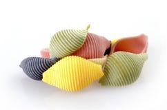 Color pasta Royalty Free Stock Photos