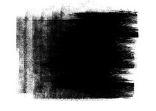 Color patches graphic brush strokes design effect element for background. Black color ink graphic brush strokes effect background designs element Stock Photography