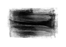 Color patches graphic brush strokes design effect element for background. Black color ink graphic brush strokes effect background designs element Stock Photos