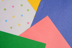 Color pattern Stock Photo