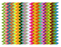 Color pattern. Color arch designed in illustrator Stock Images
