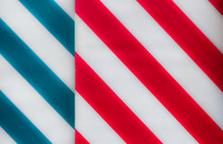 The color pattern. Abstract pattern of colors of red and blue Stock Photography
