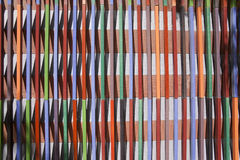 Color pattern Stock Photos