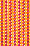 Color pattern texture. Colorful pattern with white lines Royalty Free Stock Images