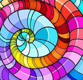 Color patterns Royalty Free Stock Images