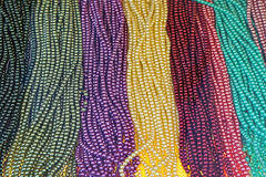 Color pearls Royalty Free Stock Photos