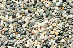 Color pebble stone Royalty Free Stock Photos