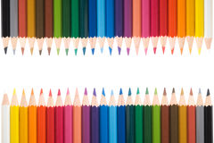 Color pecils 1 Royalty Free Stock Image