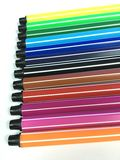 Color of pen Stock Images