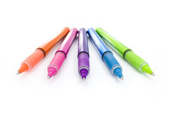 Color Pen II Royalty Free Stock Photography