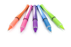 Color Pen III Stock Photo