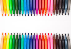 Color pen Stock Images