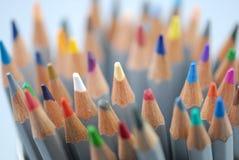 Color Pencil. A lot of Color Pencil Stock Images