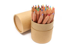 Color Pencil Royalty Free Stock Photography