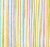 Color pencil background Royalty Free Stock Images
