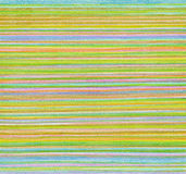 Color pencil background Royalty Free Stock Photo