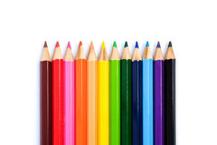 Color pencil Stock Photos