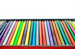 Color pencil Royalty Free Stock Photos