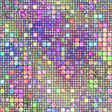 Color pencil patternl Royalty Free Stock Photography