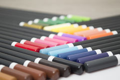 Color pencil . Stock Photography