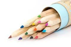 A color pencil Royalty Free Stock Photos
