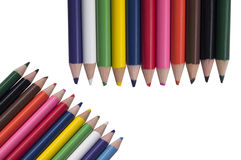 Color pencil Royalty Free Stock Image