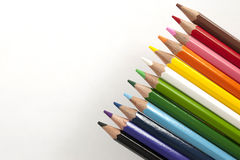 Color Pencil Royalty Free Stock Photo