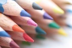 Free Color Pencils Royalty Free Stock Photos - 10407018