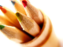 Free Color Pencils Stock Image - 10422691