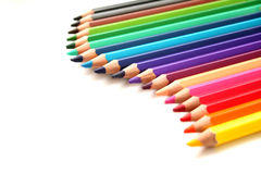Free Color Pencils Royalty Free Stock Image - 10934996