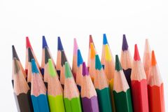 Free Color Pencils Stock Photography - 116298812