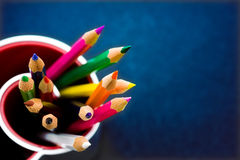 Free Color Pencils Stock Image - 16362731