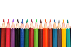 Color pencils 2 Stock Photography