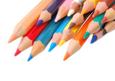 Color pencils 3 Stock Photo