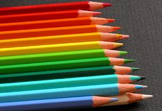 Color Pencils. ! Stock Photos