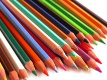 Color Pencils. ! Stock Image