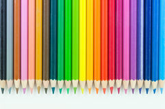 Free COLOR PENCILS Royalty Free Stock Photo - 43252705
