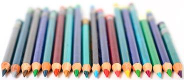 Free Color Pencils Royalty Free Stock Photos - 44041158