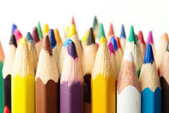 Free Color Pencils Royalty Free Stock Photos - 54908048