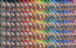 Color pencils. Royalty Free Stock Images