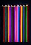 Color Pencils closeup Royalty Free Stock Photo