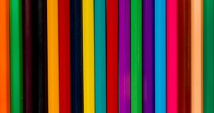 Color pencils set. As a background Stock Image