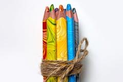 Color pencils. Stock Image