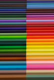 Color pencils. Set of Color pencils , pattern royalty free stock photo