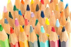 Color pencils Stock Photo