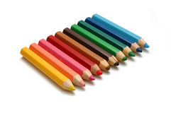 Color Pencils3 Stock Images
